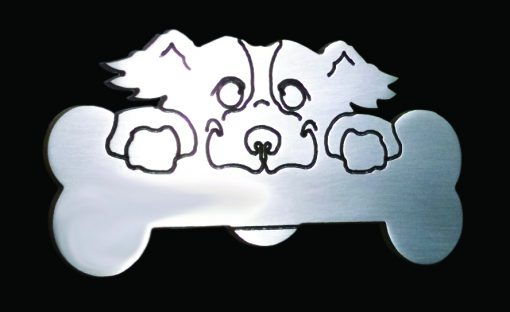 Namenschild Hund