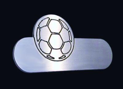 Fußball Namenschild