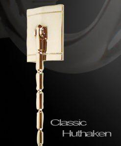 Klapphaken  Classic Messing der Elegante