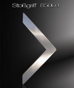 Stoßgriff in Dreieck Form Edelstahl