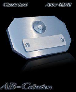 Klingel Tessin achteckig massiv 6mm V2a