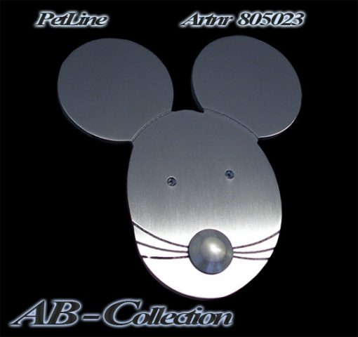 Maus Klingel Messing