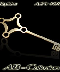 Zierschlüssel Gothic zur Projekteinweihung