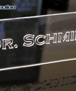 Namensschild Rechteck Acrylglas in diversen Größen