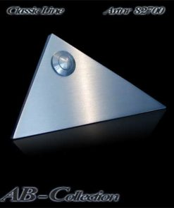 Klingel Dreieck Langform  6mm V2a Artnr 82700