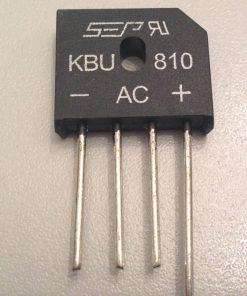 Gleichrichter 8A - 1000V