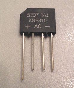 Gleichrichter 3A - 1000V
