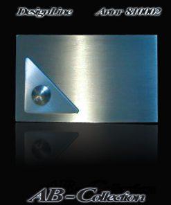 Designer Klingel im XXL Format