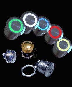 Taster und LED Taster